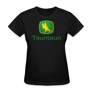 RedStar : Ladies Tauntaun T - Women's T-Shirt