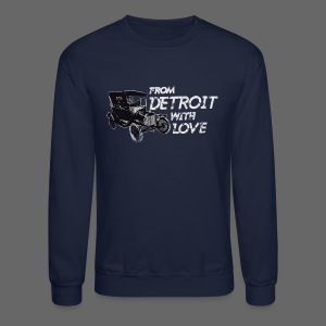 From Detroit With Love - Crewneck Sweatshirt