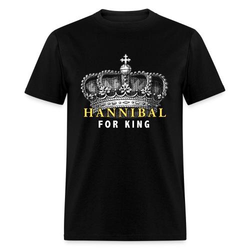 Hannibal Crown - Men's T-Shirt