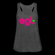 Tanks ~ Women's Flowy Tank Top by Bella ~ Womens EGL Tank