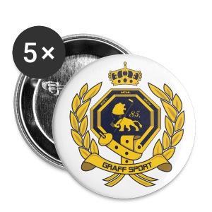 GS Cress logo button - Small Buttons