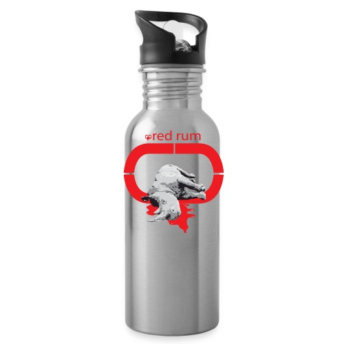 Red Rum water bottole - Water Bottle