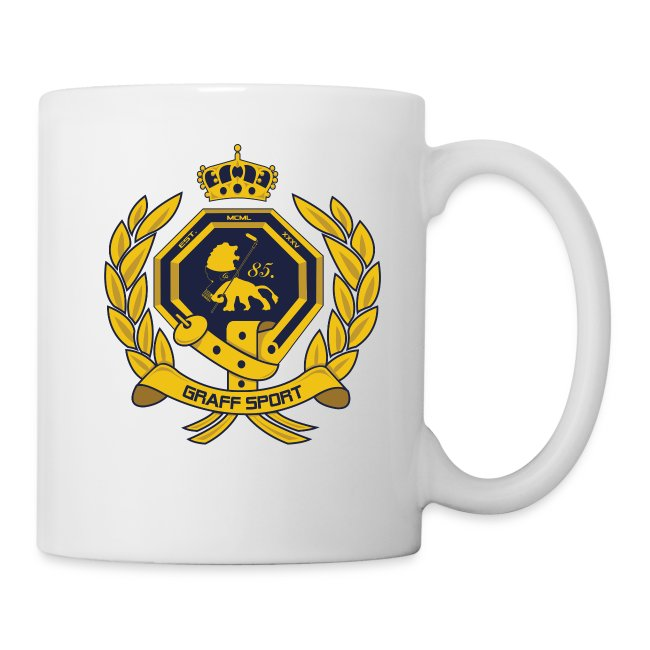 GS CRESS / coffee mug