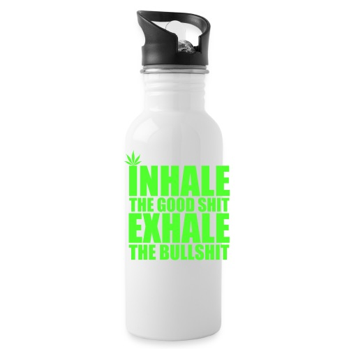 AzTek Inhale Bottle - Water Bottle