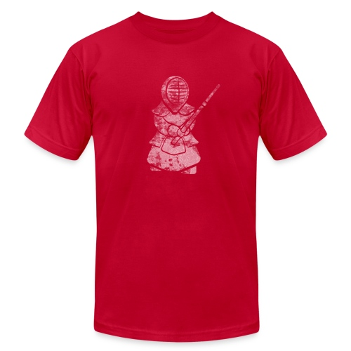 Retro Kendo - Men's Fine Jersey T-Shirt