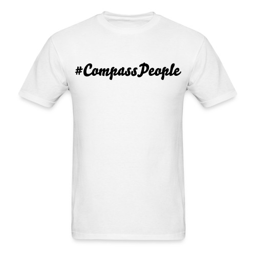 #CompassPeople Tee - Men's T-Shirt