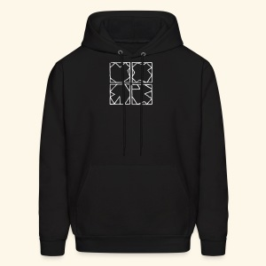 Sketcheroids (free shirtcolor selection) - Men's Hoodie