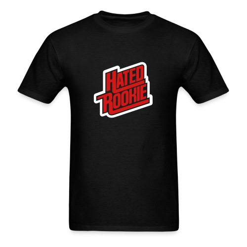 Hated Rookie - Men's T-Shirt