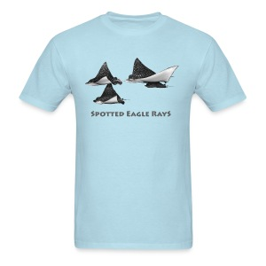 Spotted Eagle Rays - Men's T-Shirt