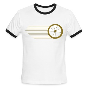 Speed wheel - Men's Ringer T-Shirt