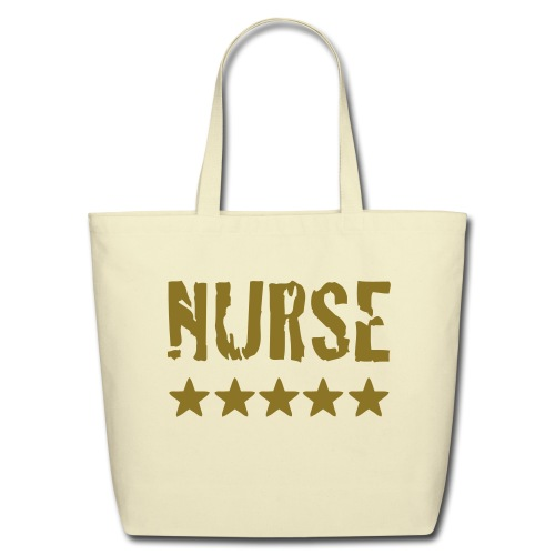 Nurse - Eco-Friendly Cotton Tote