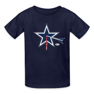 Kids' Shirts ~ Kids' T-Shirt ~ Cowboys Suck
