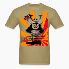 Samurai Beer Warrior T-Shirt