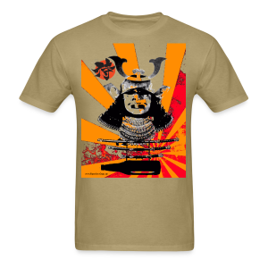 Samurai Beer Warrior Men's T-Shirt - Men's T-Shirt