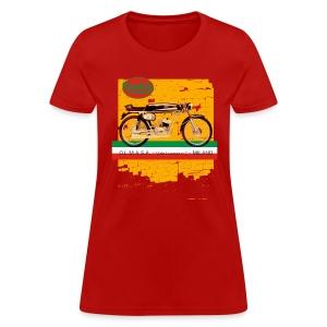 mondial cafe racer [front] - Women's T-Shirt
