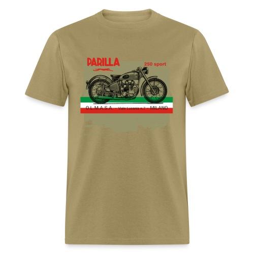 parilla 250cc [front] - Men's T-Shirt