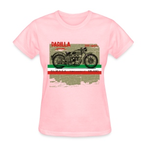 parilla 250cc [front] - Women's T-Shirt