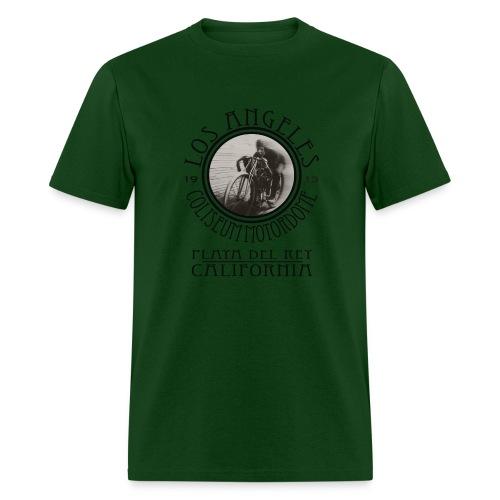 LA Motordome [front] - Men's T-Shirt