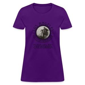 LA Motordome [front] - Women's T-Shirt
