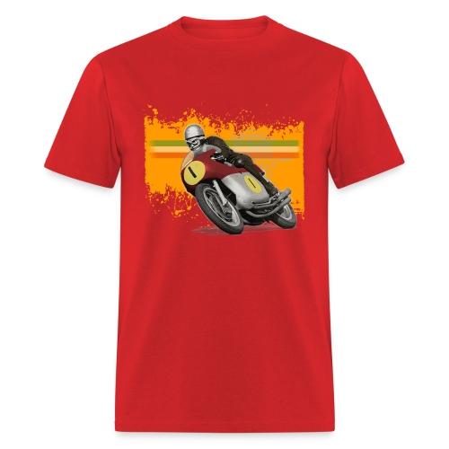 cafe racer - agusta 500/4 [front] - Men's T-Shirt