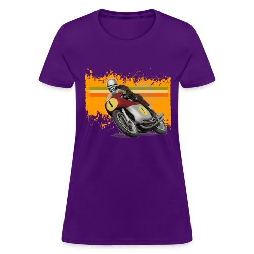 cafe racer - agusta 500/4 [front] - Women's T-Shirt