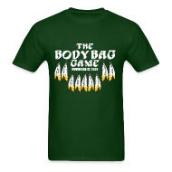 T-Shirts ~ Men's T-Shirt ~ The Body Bag Game Shirt