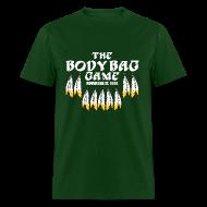 T-Shirts ~ Men's T-Shirt ~ The Body Bag Game Shirt