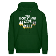 Hoodies ~ Men's Hoodie ~ The Body Bag Game Sweatshirt