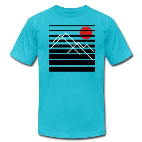 Peaks - AA Tee - Men's  Jersey T-Shirt