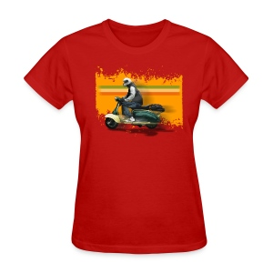 tv175 - turismo veloce  [front] - Women's T-Shirt