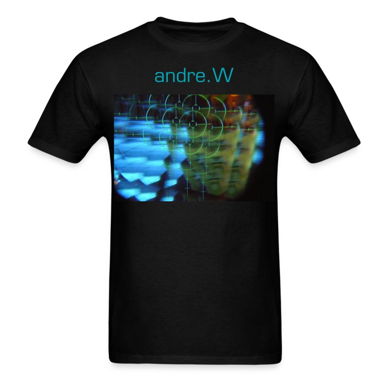 andre.W: 2-sided - Men's T-Shirt