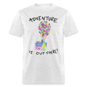 Men's Adventure - Men's T-Shirt