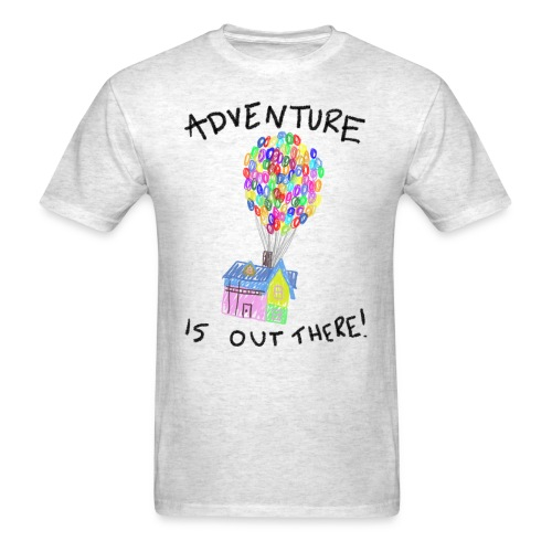 Men's Adventure - Men's T-Shirt