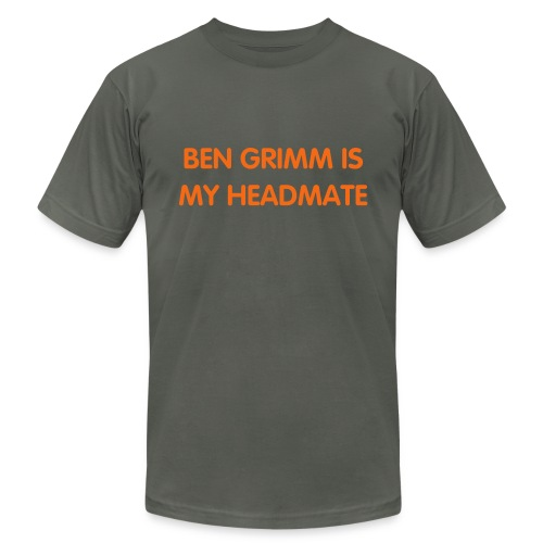 Headmate - Men's Fine Jersey T-Shirt