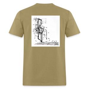 Upright Piano Action t-shirt - Men's T-Shirt