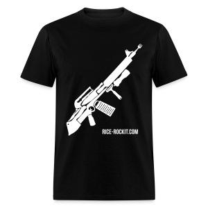 Rice Rockit - Cooking Is Dangerous - Men's T-Shirt