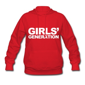 [SNSD] Girls' Generation - Women's Hoodie
