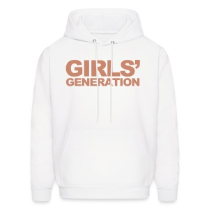 [SNSD] Girls' Generation (Pink Shimmer) - Men's Hoodie
