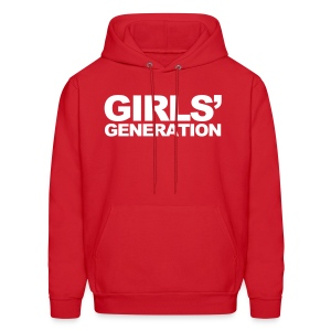 [SNSD] Girls' Generation - Men's Hoodie