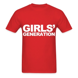 [SNSD] Girls' Generation - Men's T-Shirt