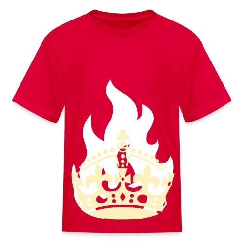 Young KING - Kids' T-Shirt
