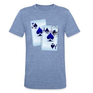 Spider Makes 21 - Unisex Tri-Blend T-Shirt