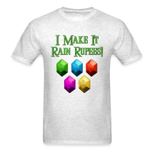 Make It Rain Rupees - Men's T-Shirt
