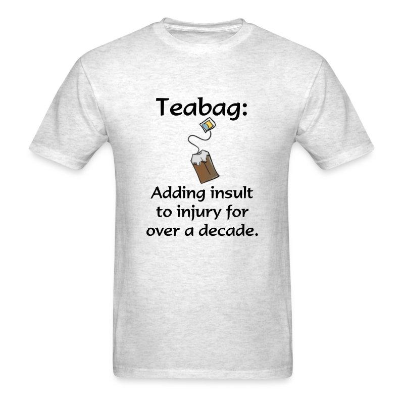 Teabag - Men's T-Shirt