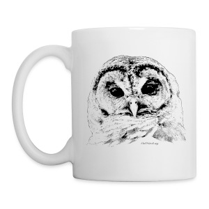 Barred Owl 4653 - Coffee/Tea Mug