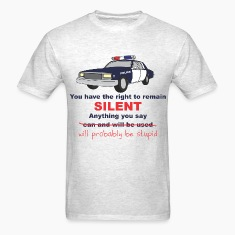 Remain Silent T-Shirts