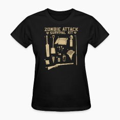 Zombie Survival Kit Tee