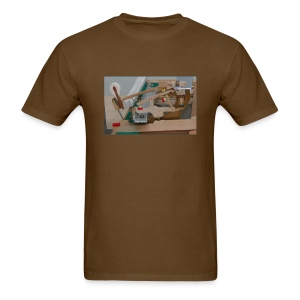 Snapshot of Grand Piano Action - Men's T-Shirt