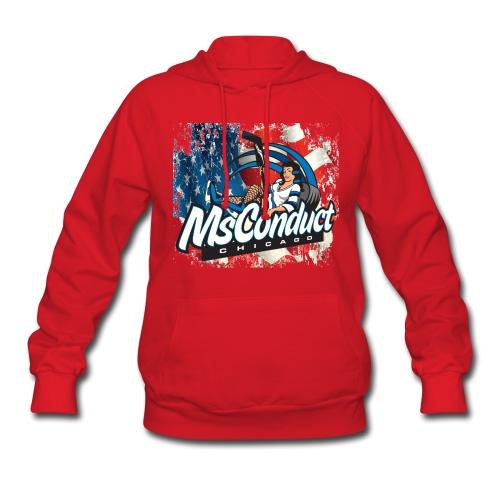 MsConduct & American Pride - Women's Hoodie