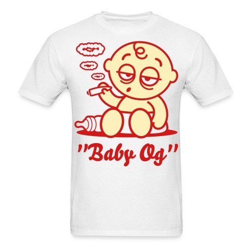Baby Og ONly KUSH tee - Men's T-Shirt